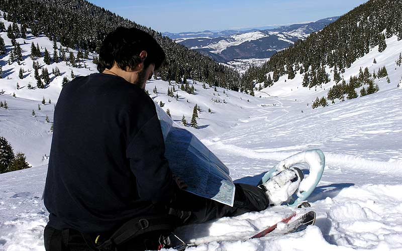 Snowshoeing in Vitosha and Rila Mountains 1 - Walking Bulgaria