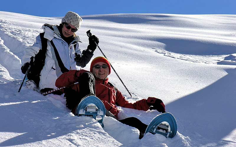 Snowshoeing in Vitosha and Rila Mountains 3 - Walking Bulgaria