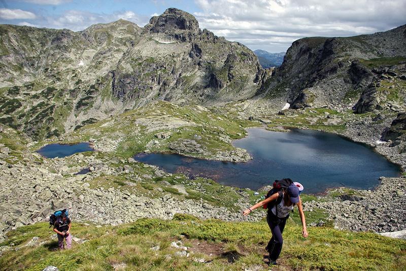 Rila – Pirin Trek Classic (hut-to-hut, guided) 2 - Walking Bulgaria