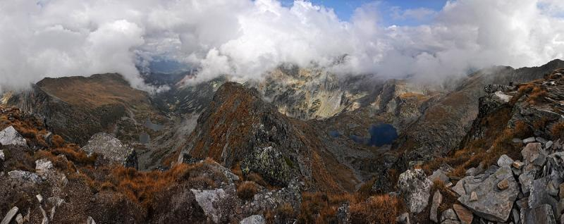 Self guided Trekking in the Rila Mountains 23 - Walking Bulgaria