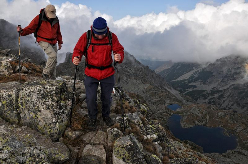 Self guided Trekking in the Rila Mountains 21 - Walking Bulgaria