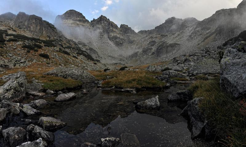Self guided Trekking in the Rila Mountains 19 - Walking Bulgaria