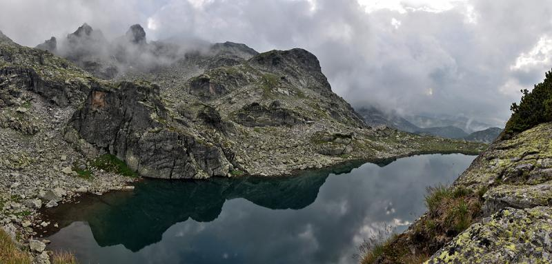 Self guided Trekking in the Rila Mountains 16 - Walking Bulgaria
