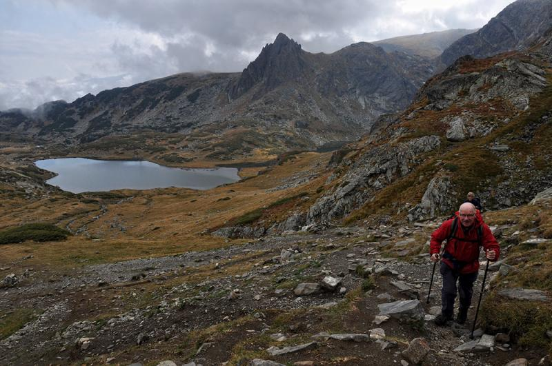 Self guided Trekking in the Rila Mountains 11 - Walking Bulgaria