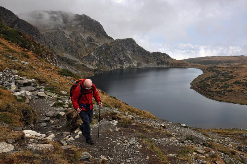 Self guided Trekking in the Rila Mountains 9 - Walking Bulgaria