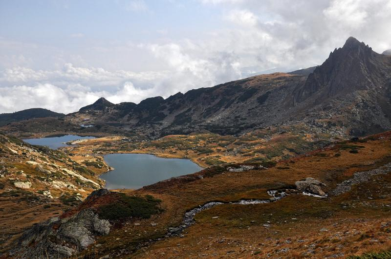 Self guided Trekking in the Rila Mountains 8 - Walking Bulgaria