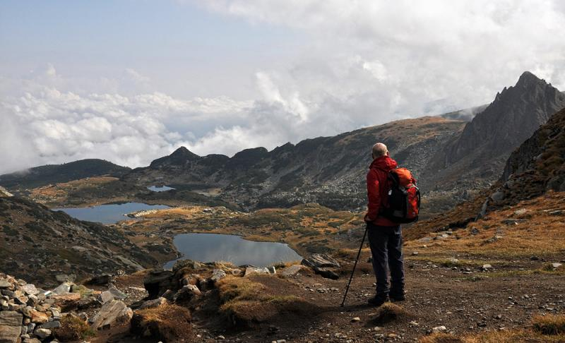 Self guided Trekking in the Rila Mountains 7 - Walking Bulgaria