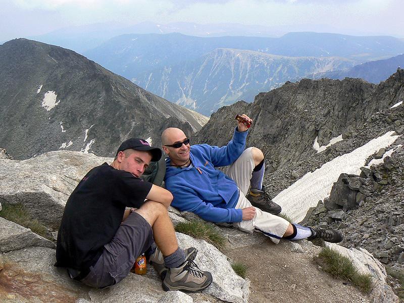 Musala, Vihren and Mitikas – the three giants of the Balkans 8 - Walking Bulgaria