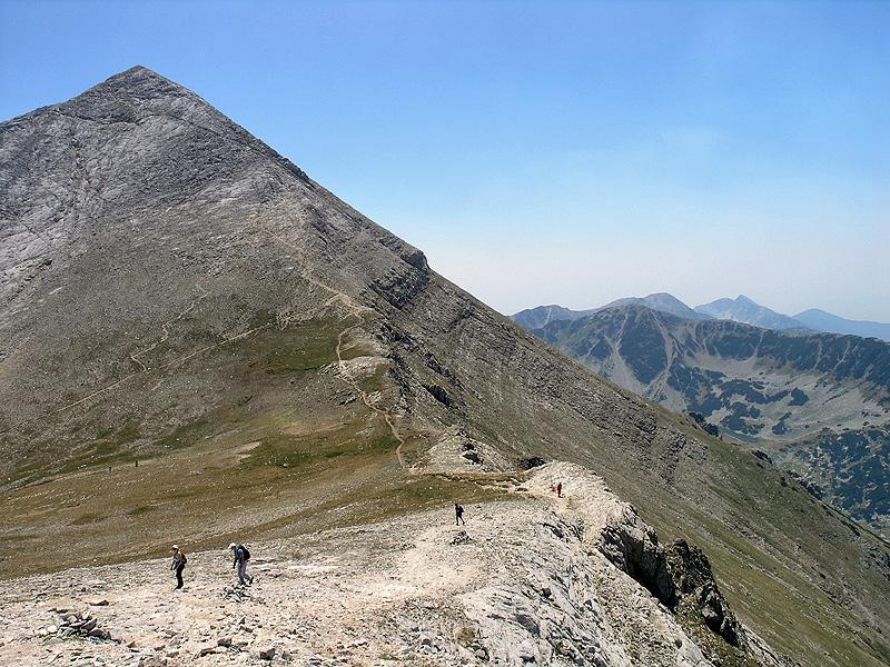 Musala, Vihren and Mitikas – the three giants of the Balkans 2 - Walking Bulgaria
