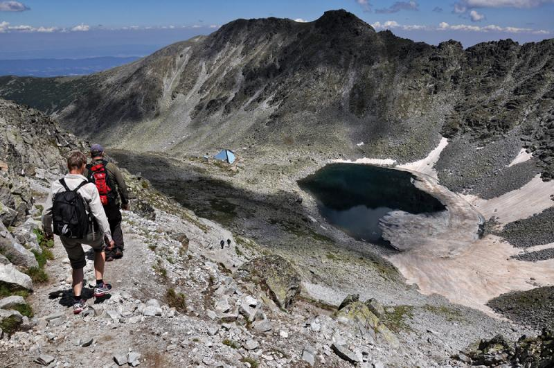 Rila-Pirin Mountain Trek (Bulgaria), guaranteed departures 3 - Walking Bulgaria