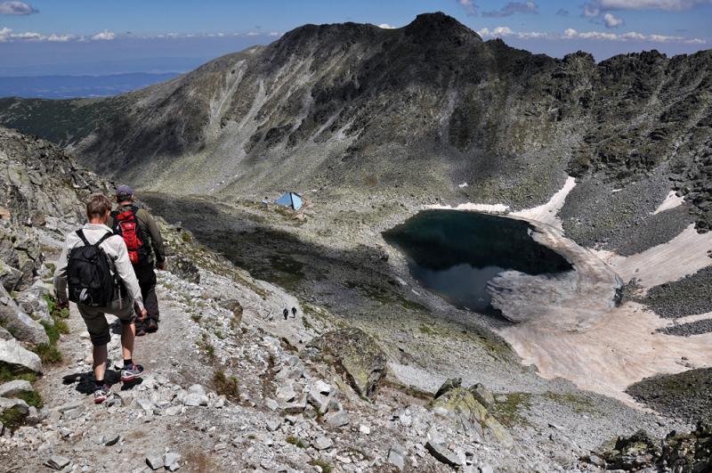 Rila-Pirin Mountain Trek (Bulgaria), guaranteed departures 3 - Walking Bulgaria