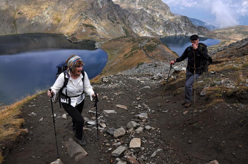 Rila-Pirin Mountain Trek (Bulgaria), guaranteed departures 8 - Walking Bulgaria