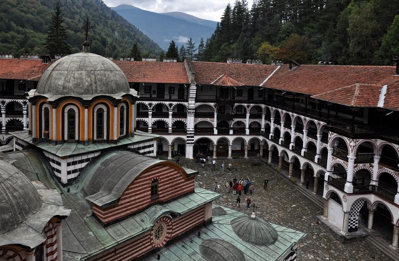 Rila-Pirin Mountain Trek (Bulgaria), guaranteed departures 13 - Walking Bulgaria