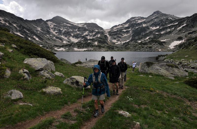 Rila-Pirin Mountain Trek (Bulgaria), guaranteed departures 14 - Walking Bulgaria