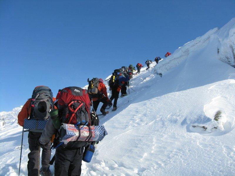 Snowshoeing in Vitosha and Rila Mountains 22 - Walking Bulgaria