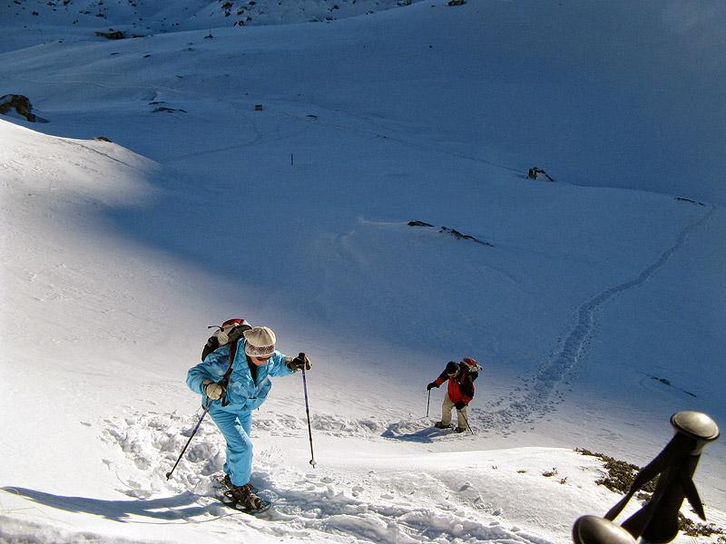 Snowshoeing in Vitosha and Rila Mountains 21 - Walking Bulgaria