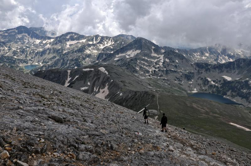 Three Summits, Three Mountains. Vitosha, Pirin and Rila Selfguided 9 - Walking Bulgaria