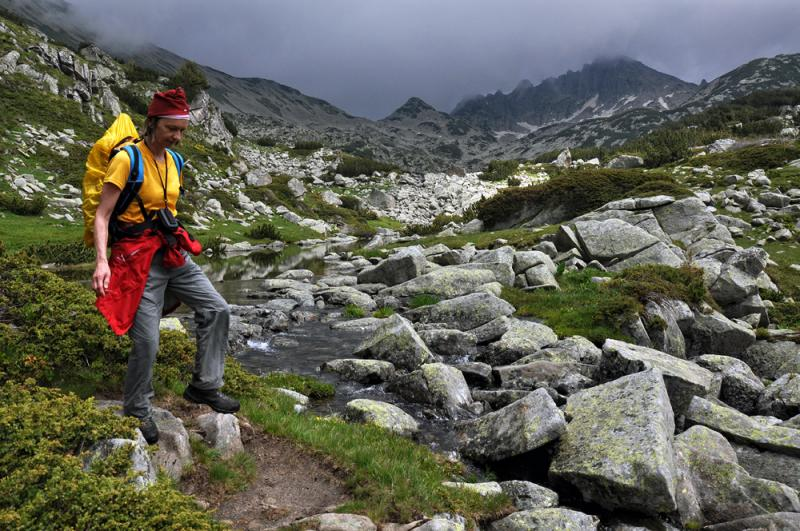 Three Summits, Three Mountains. Vitosha, Pirin and Rila Selfguided 2 - Walking Bulgaria