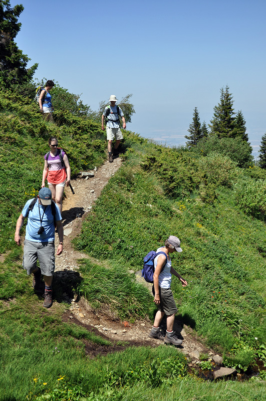 Three Summits, Three Mountains. Vitosha, Pirin and Rila Selfguided 12 - Walking Bulgaria