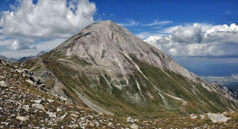 The Three Highest 1 - Walking Bulgaria