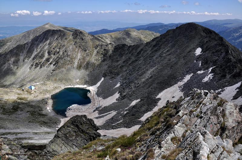 The Three Highest 10 - Walking Bulgaria