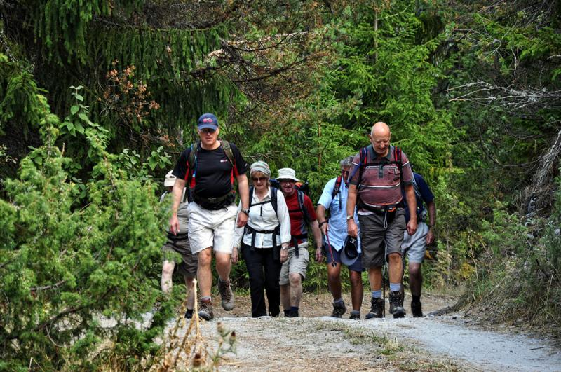 The Orpheus Mountains Self-guided Trek 7 - Walking Bulgaria