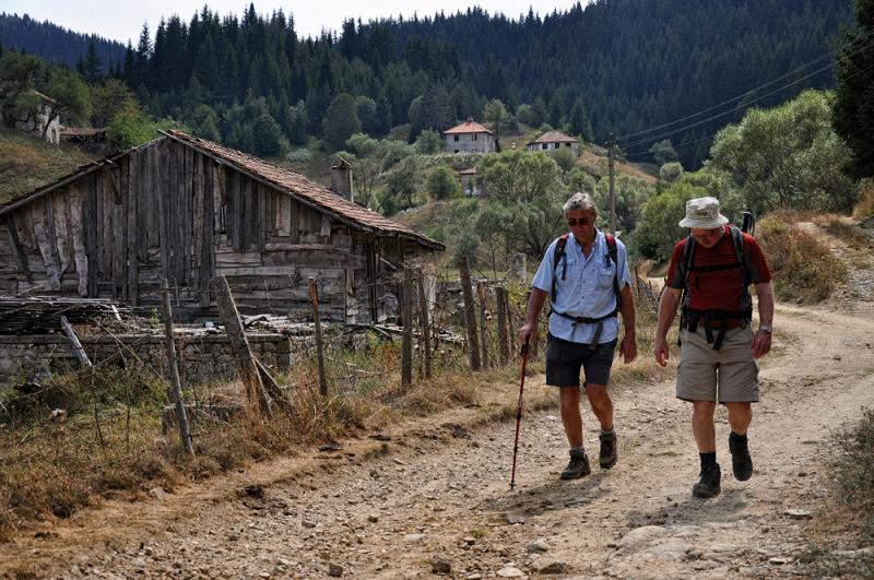 The Orpheus Mountains Self-guided Trek 4 - Walking Bulgaria