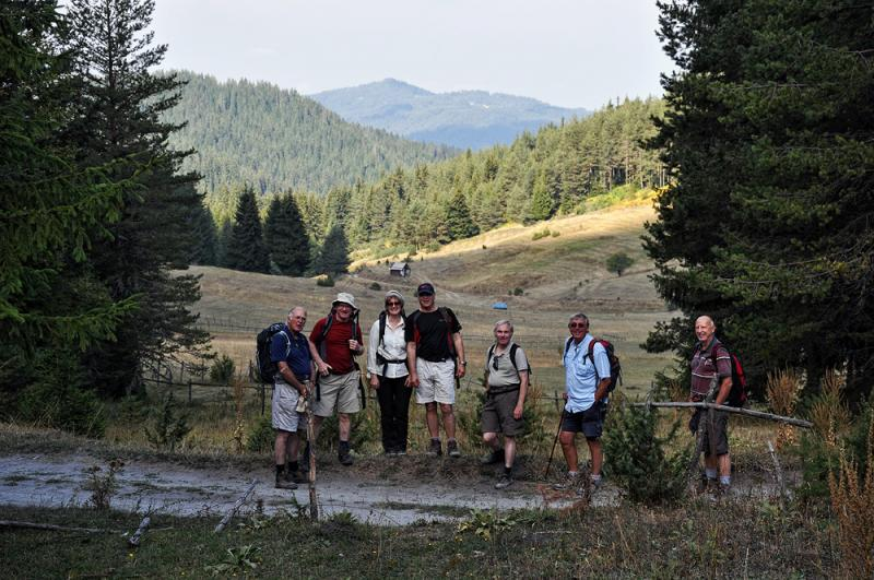 Orpheus Mountains Trek 5 - Walking Bulgaria