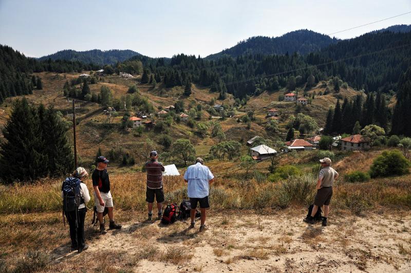 Pirin-Rodopi Mountain Trek 23 - Walking Bulgaria