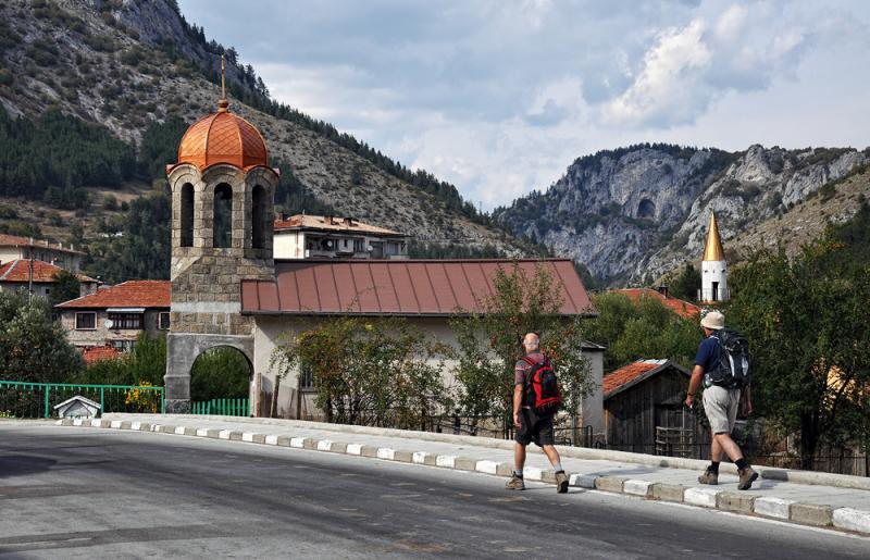 Pirin-Rodopi Mountain Trek 20 - Walking Bulgaria