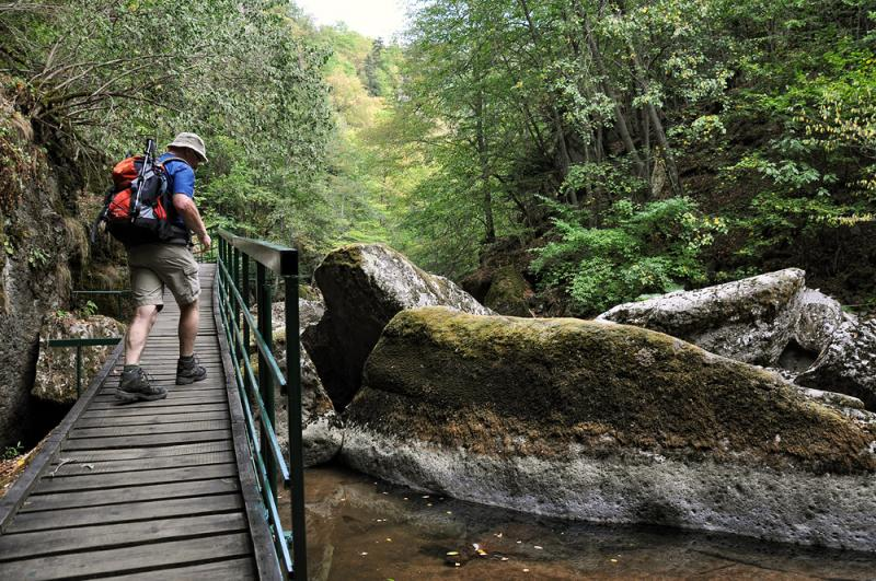 Pirin-Rodopi Mountain Trek 18 - Walking Bulgaria