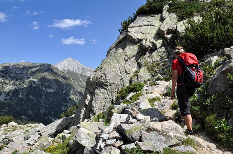 Pirin-Rodopi Mountain Trek 13 - Walking Bulgaria