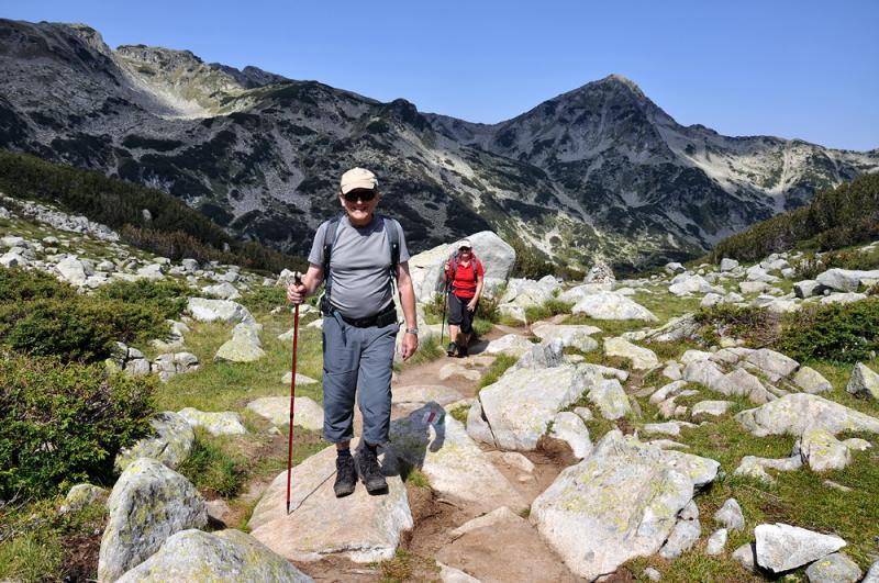 Pirin-Rodopi Mountain Trek 12 - Walking Bulgaria