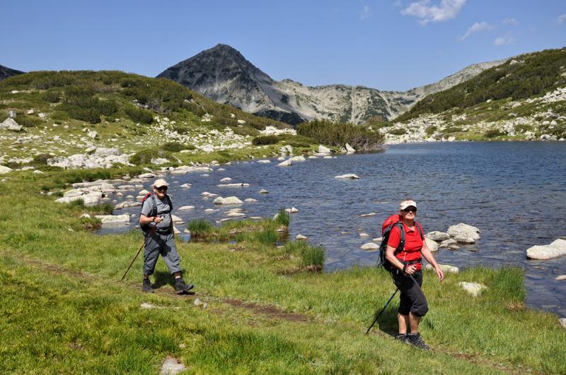 Pirin-Rodopi Mountain Trek 11 - Walking Bulgaria