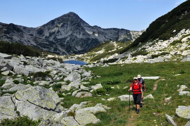 Pirin-Rodopi Mountain Trek 10 - Walking Bulgaria