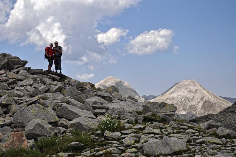Pirin-Rodopi Mountain Trek 1 - Walking Bulgaria