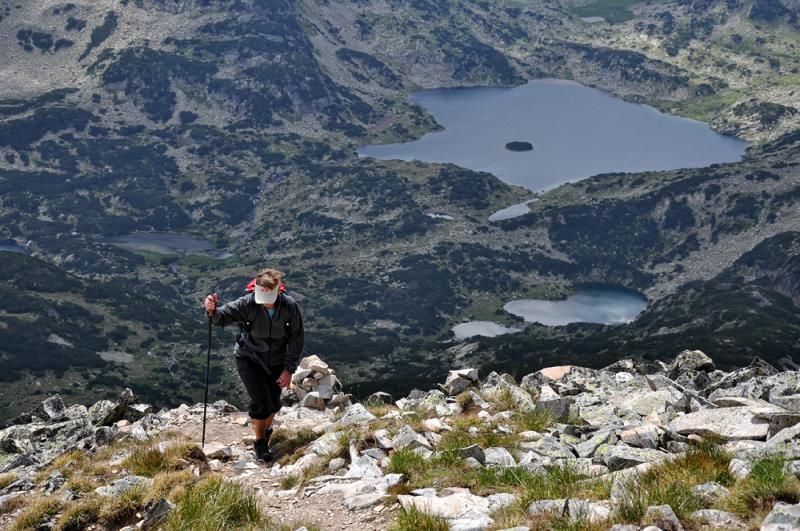 Pirin-Rodopi Mountain Trek 4 - Walking Bulgaria