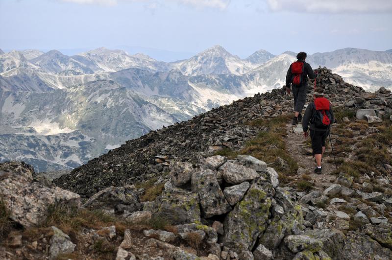 Pirin-Rodopi Mountain Trek 5 - Walking Bulgaria