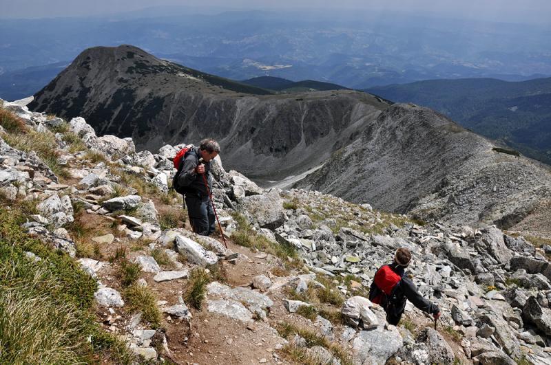 Pirin-Rodopi Mountain Trek 6 - Walking Bulgaria