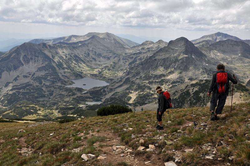 Pirin-Rodopi Mountain Trek 7 - Walking Bulgaria
