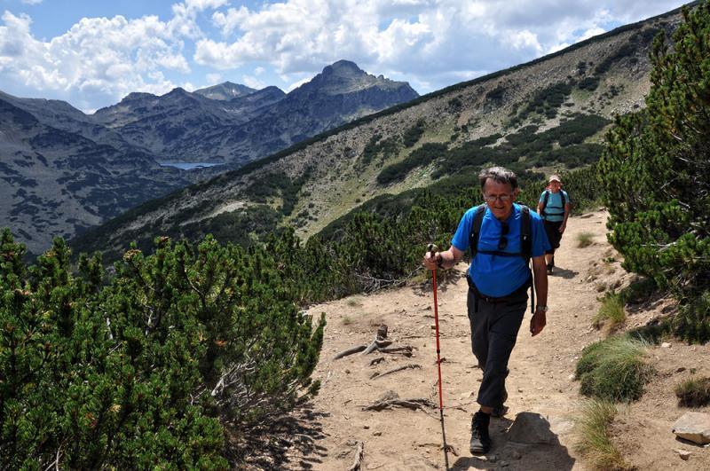 Pirin-Rodopi Mountain Trek 8 - Walking Bulgaria