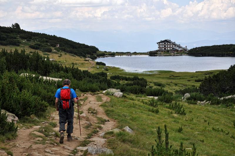 Pirin-Rodopi Mountain Trek 9 - Walking Bulgaria