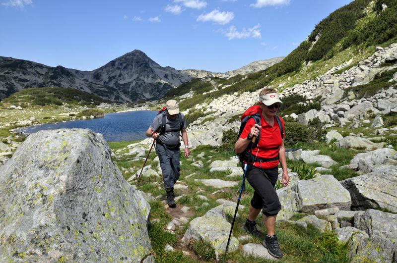 Bansko, Pirin Mountains Adventures (Bulgaria) 1 - Walking Bulgaria