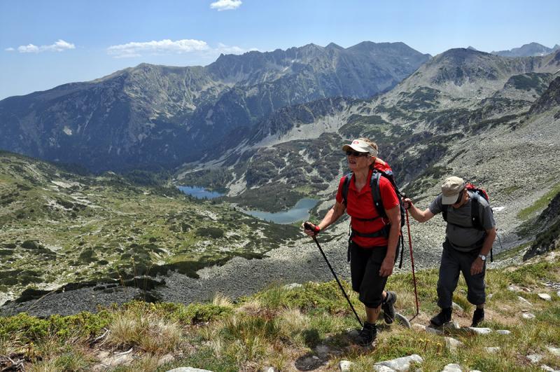 Bansko, Pirin Mountains Adventures (Bulgaria) 3 - Walking Bulgaria