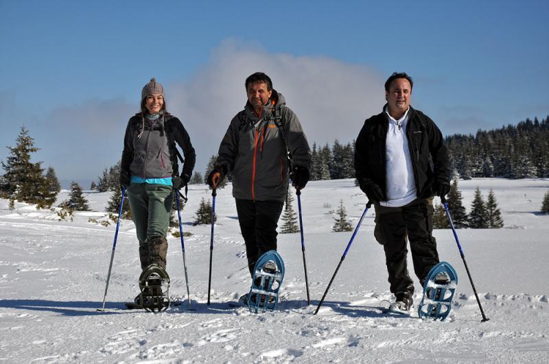 Snowshoeing in Vitosha and Rila Mountains 16 - Walking Bulgaria