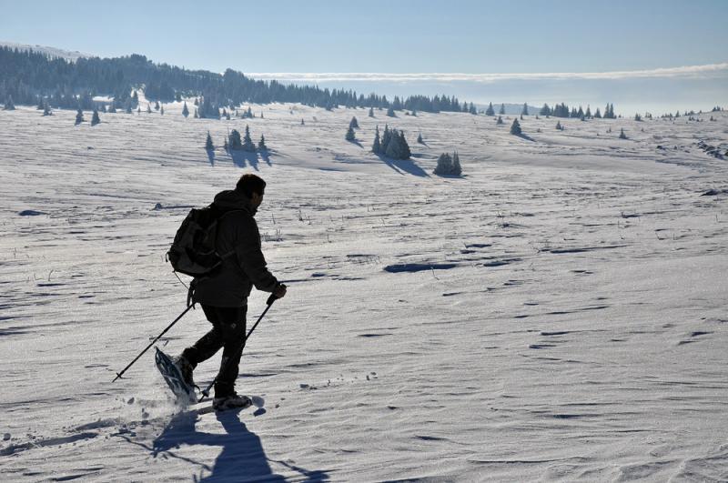 Snowshoeing in Vitosha and Rila Mountains 14 - Walking Bulgaria