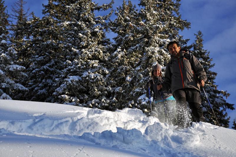 Snowshoeing in Vitosha and Rila Mountains 15 - Walking Bulgaria