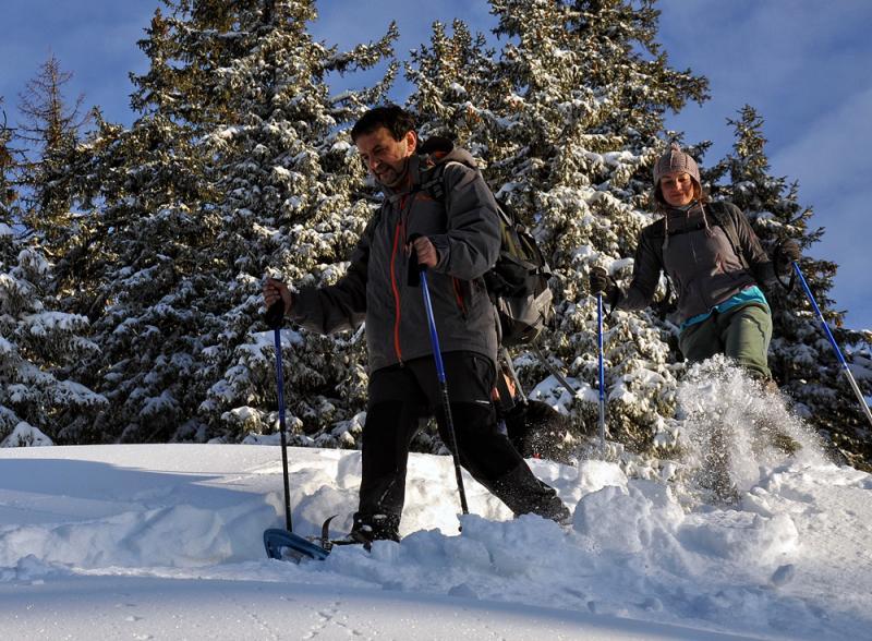Snowshoeing in Vitosha and Rila Mountains 13 - Walking Bulgaria