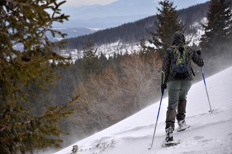 Snowshoeing in Vitosha and Rila Mountains 12 - Walking Bulgaria
