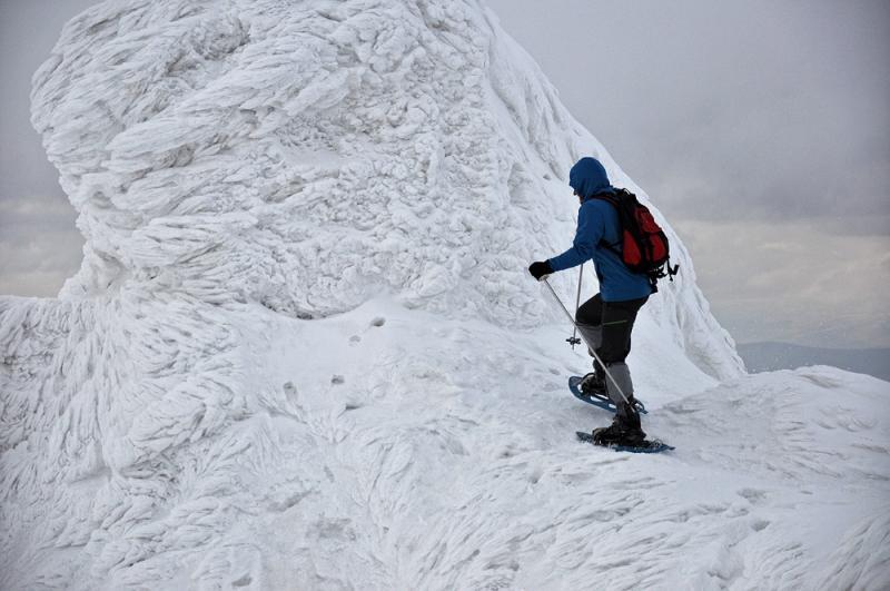 Snowshoeing in Vitosha and Rila Mountains 9 - Walking Bulgaria